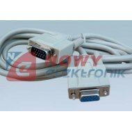 Kabel do mon. HDB15M/F 1,8m SVGA