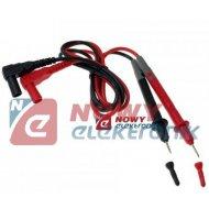 Kabel do miernika T3033U Mastech (przyłącze pomiarowe)
