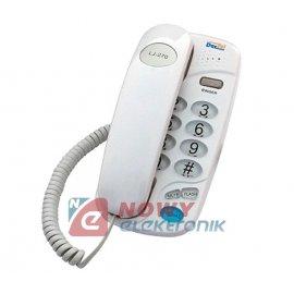 Telefon DARTEL LJ270 srebrny