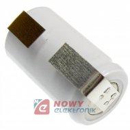 Akumulator do pakietu BD1/2AA 300mAh NiCd z blaszkami