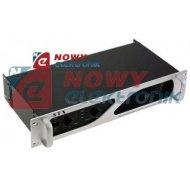 Wzmacniacz estradowy PA-800 STX 2x300W 1x800W 8Ω, 2x400W 4Ω