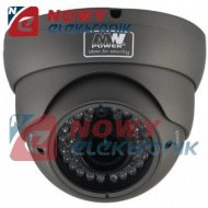 Kamera HD-AHD KHDT20C-720P-3,6UL C 1,0MPX 720P 3,6mm IR20m c.szaraKOPUŁKA