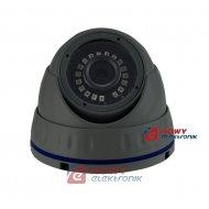 Kamera HD-UNIW. KU20-720P-28 szara 1MPX 2,8mm IR20m szara 4w1
