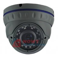 Kamera HD-UNIW. KU30-960P-2812 1,3MPX 2,8-12mm IR30m szara 4w1 kopułka