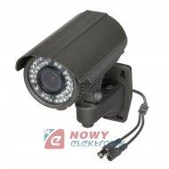 Kamera HD-UNIW. THSU40-1080-2812 2,4MPX 2,8-12mm IR40m szara 4w1 Tubowa
