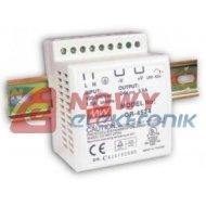 Zasilacz imp. DIN 24V/2A  DR45 DR 45-24 Impulsowy - Przem. na szynę