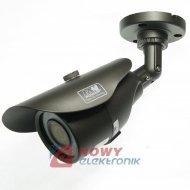 Kamera HD-UNIW. TU20-960P-28 1.3MPX 2,8mm IR20m Tuba stała 4w1