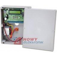 Centrala Alarmowa CBP32S ELMES przewodowo bezprzewodowa z GSM + obudowa