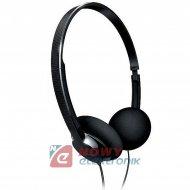 Słuchawki PHILIPS SHL1000 Czarne czarne