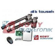 Zestaw TURN10 868MHZ 2xTURN10 centST51/odb.RS868/pil 2kanRS868 napęd