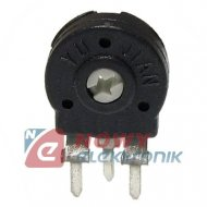 Pot.PT10LH105/1MΩ/PIH/500 pionowy, stojący, montażowy