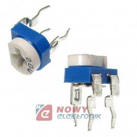 Potencjometr SF065 220kΩ poziomy RM-065 (200k)
