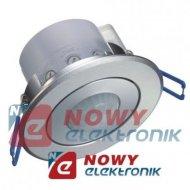 Czujnik ruchu 360° alum. do suf. podwieszanych CR-223  ORNO