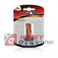 Bateria 6LR6 VIPOW EXTREME 9V alkaliczna