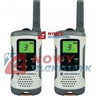 Radiotelefon MOTOROLA T50 kpl.  PMR Krótkofalówka