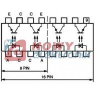 CNY74-4               Transoptor