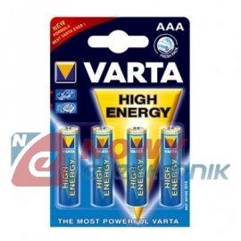 Bateria LR3 VARTA HIGH ENER.