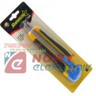 Nożyk do tapet 18mm Guma