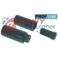 Gniazdo bezp. pionowe ZH24-H Oprawka bezpiecznika 20mm do druku