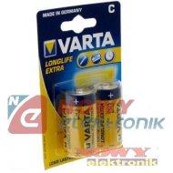 Bateria LR14 VARTA LONGLIFE EXTRA