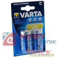 Bateria LR14 VARTA HIGH ENERGY