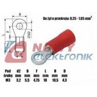 Konektor oczkowy OKR3
