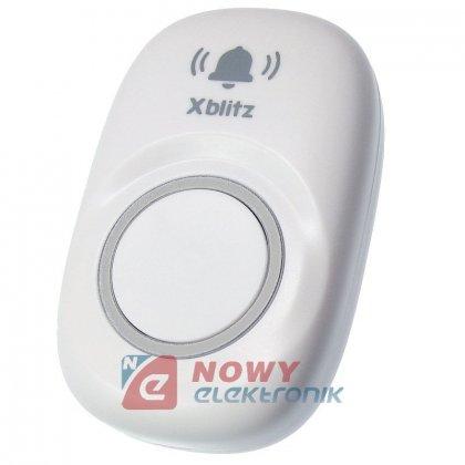 Przycisk dzwonka bezprz.Kinetic transmiter bezbateryjny Xblitz Kinetic
