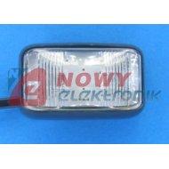 Lampa LED KW-205 B 12-24V biała obrysowa