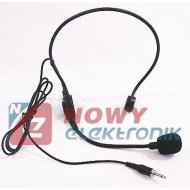 Mikrofon HM-06 nagłowny HM-02
