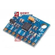 Moduł Żyroskop MPU-6050 3-osiowy akcelerometr Arduino AVR