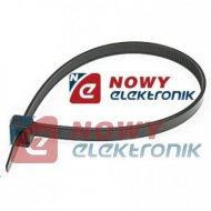 Opaska kablowa 0204 UV   2,6x200 czarna
