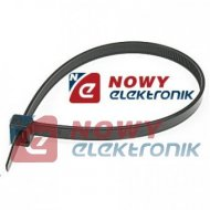 Opaska kablowa 0203 UV   2,5x165 czarna
