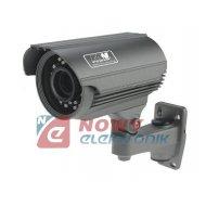 Kamera HD-UNIW. THSU40-960p-2812 1,3MPX 2,8-12mm IR30m szara 4w1 Tubowa