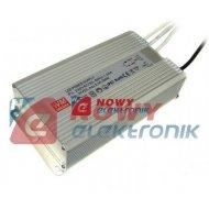 Zasilacz ZI LED 24V/8,3A IP67 Al 200W Impulsowy