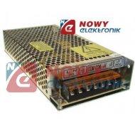 Zasilacz imp. 12V 120W 10A CCTV Przemysłowy