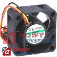 Wentylator 40x20 24V MB40202V1 -G99 vapo /3prz SUNON