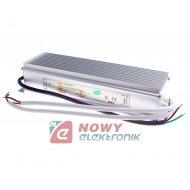 Zasilacz ZI LED 12V/6.7A IP67 A A12-6701, Impulsowy metalowa obudowa