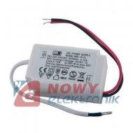 Zasilacz ZI LED 12V/1A do puszki wersja zminiaturyzowana