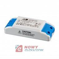 Zasilacz ZI LED prąd. 700mA 12-23V LED Driver PFC IP20