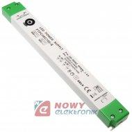 Zasilacz ZI LED prąd. 350mA 30W 40-86V LED Driver
