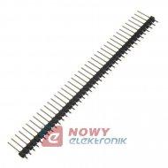 Wtyk PH40SS-15 pin prosty złoc. PLSP40S15 16-18mm r-2.54mm