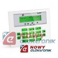 Manipulator INTEGRA KLCDS-GREEN Typ S podświetlenie SATEL klawiatura