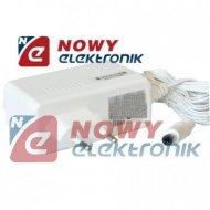 Zasilacz ZI 22V/1.23A  wtyczk. wtyk 6,5/3,1 impulsowy biały(wkrętarka)