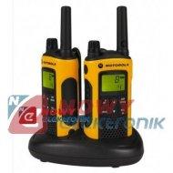 Radiotelefon MOTOROLA T80 kpl. EXTREME PMR Krótkofalówka 10km (karton)