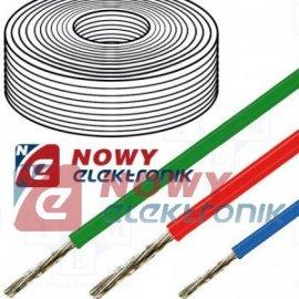 Przewód silikonowy 0,75mm2 czerw czerwony 500V HELUKABEL linka