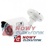 Kamera HD-AHD THD20-720P-3,6WULC HD 1,0MPX 720P 3,6mm IR20m biała