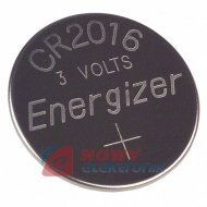 Bateria CR2016 ENERGIZER ULTIMAT ULTIMATE LITHIUM