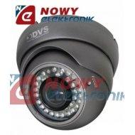 """Kamera kolor DVS-600IR-V 1/3""""   PAL CCD SONY 600TVL 2,8-12mm D-WDR"""