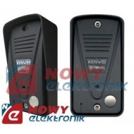 Kamera vid. KW-136MC 1-przycisk kolor pin-hole panel KENWEII