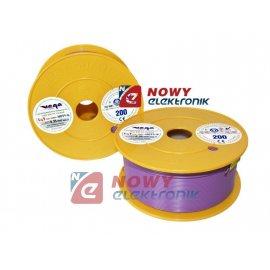 Przewód LGY 500V 0,35mm fiolet